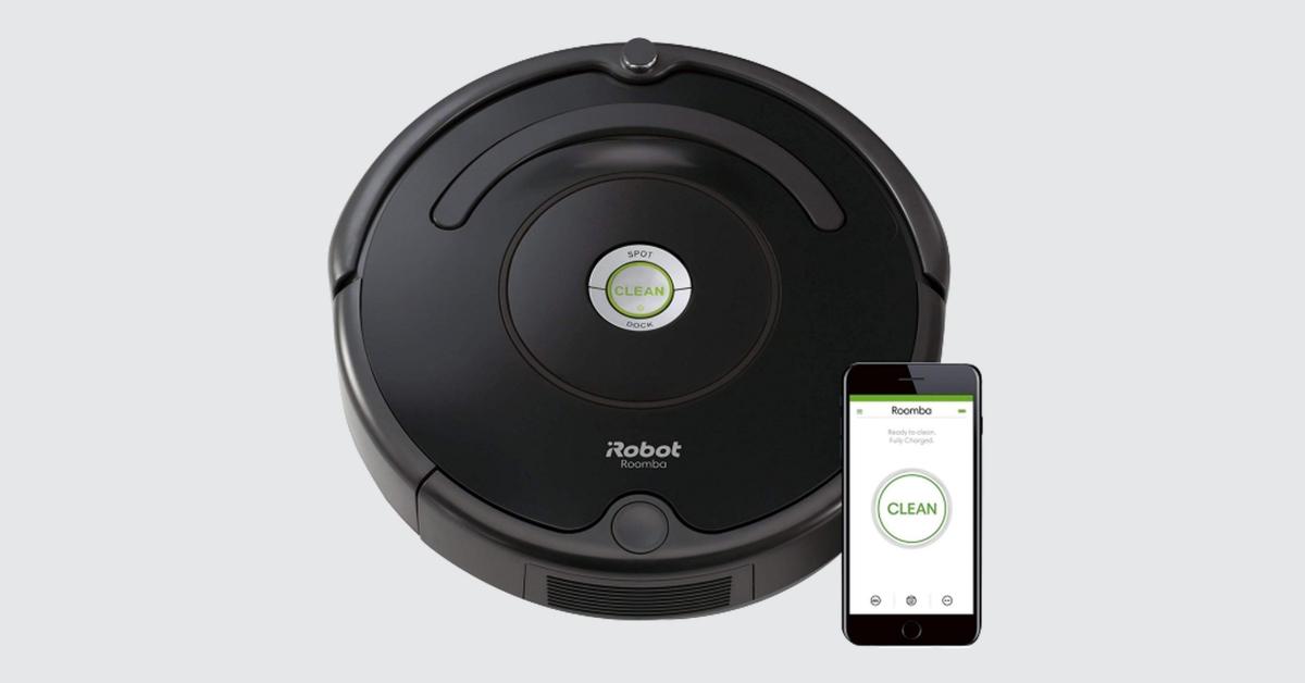 مكنسة روبوت iRobot Roomba 671