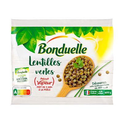 Bonduelle – Légumes secs et céréales surgelés 4 0