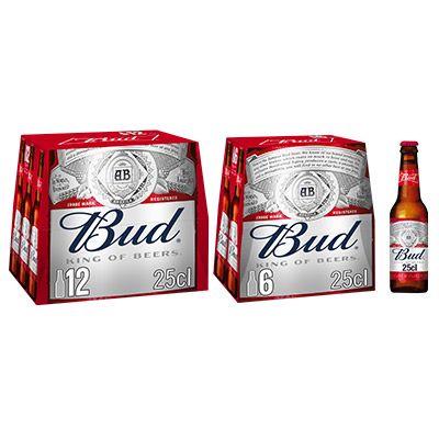 Bud – King of Beers* 100000 0