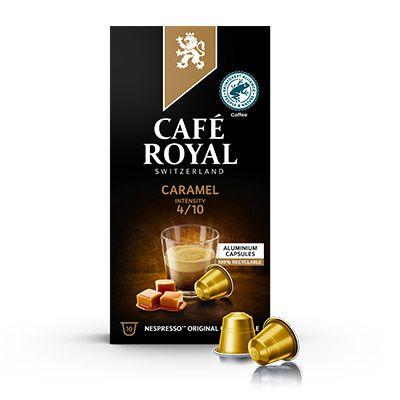 Café Royal – Capsules compatibles Nespresso®* (x10) 100000 0