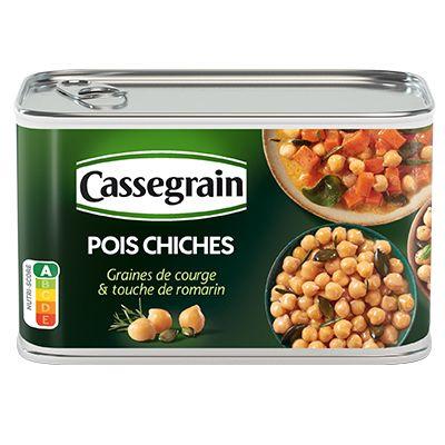 Cassegrain – Légumes secs subtilement préparés 4 0