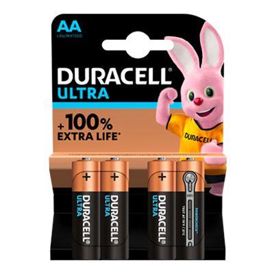 Duracell – Piles alcalines et piles spéciales 4 0