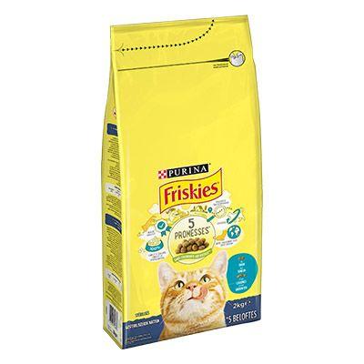 Friskies – Croquettes chats stérilisés 2KG 4 0