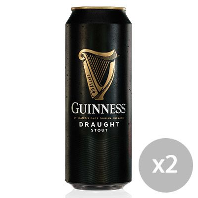 GUINNESS – Draught 50 cl 4 0