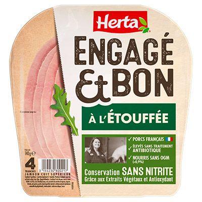 HERTA® ENGAGÉ ET BON 4 0