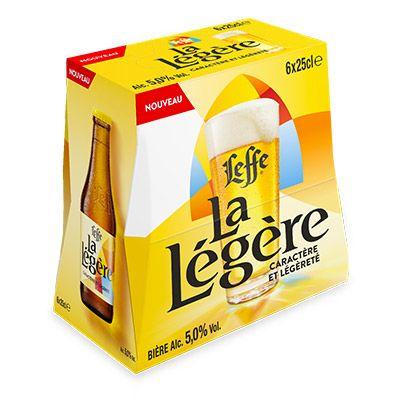 Leffe – La Légère 100000 0