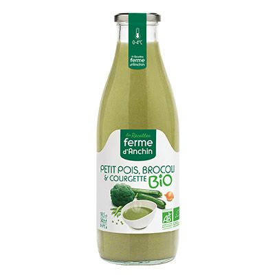 Les recettes La Ferme d'Anchin – Soupes en bouteilles au rayon frais 4 1