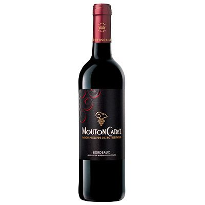 Mouton Cadet rouge 75cl – Baron Philippe de Rothschild 4 0