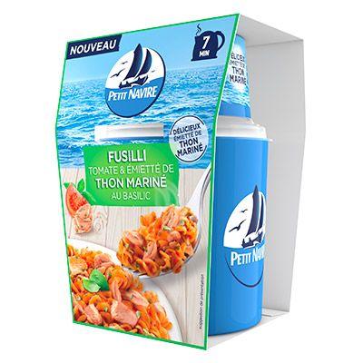 Petit Navire –  Repas Express Déshydratés 4 0
