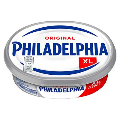 Philadelphia Nature – 300g ou 500g 4 3