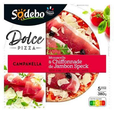 Sodebo - Dolce Pizza 4 0
