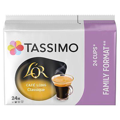 Tassimo – L'OR x16 ou x24 4 0