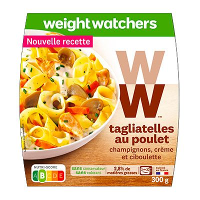 WW, Weight Watchers réinventée – Plats cuisinés Frais 4 1