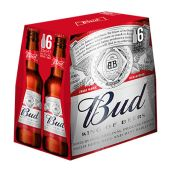 Bud – King of Beers* 4 84