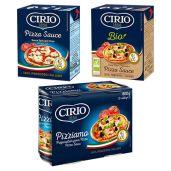 Cirio – Sauces pour Pizza 4 0