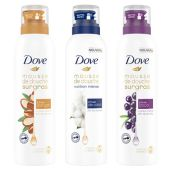 Dove – Mousses de douche surgras 4 0