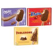 Glaces Milka, Daim, Toblerone 4 29