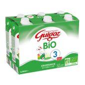 GUIGOZ – Croissance BIO liquide (6*500ml) 4 58