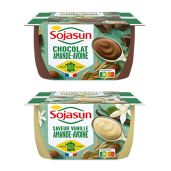 Sojasun – Dessert Amande Avoine 4 0