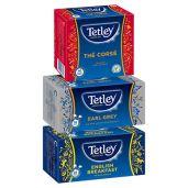 Tetley - Thés noirs 4 12