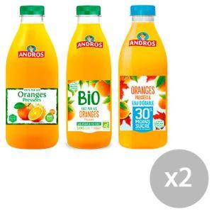 Andros - Jus de fruits ou fruits pressés & eaux végétales 100000 0