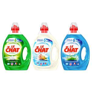 Le Chat – Lessive Liquide 100000 0