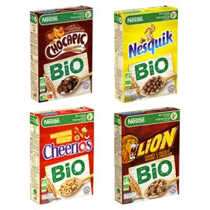 NESTLÉ® - Céréales Bio 100000 0