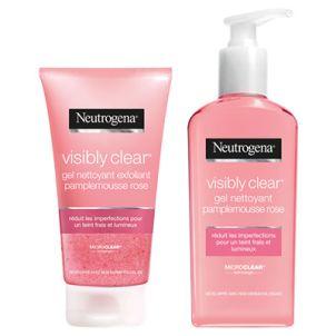 Neutrogena® - visibly clear® 100000 0