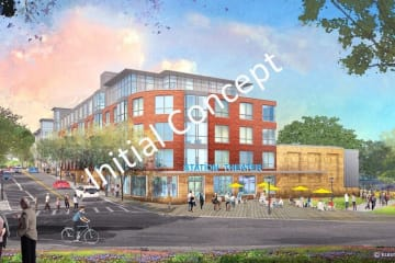 Wellesley Square Redevelopment Project