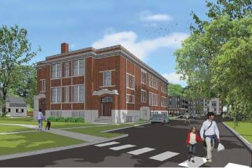 McElwain School Apartments