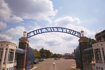 Philadelphia Navy Yard Connected Community Plan