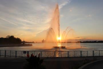 Future of the Peace Fountain