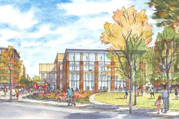 Mary Ellen McCormack Redevelopment