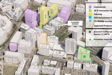 Kendall Square Urban Renewal Plan