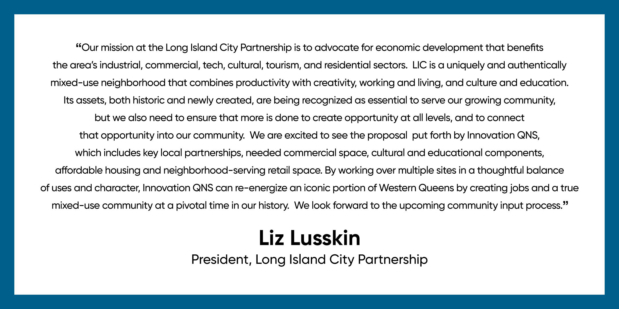 Liz Lusskin