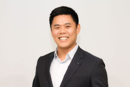 Bill Truong, Financial Advisor Profile Head Shot
