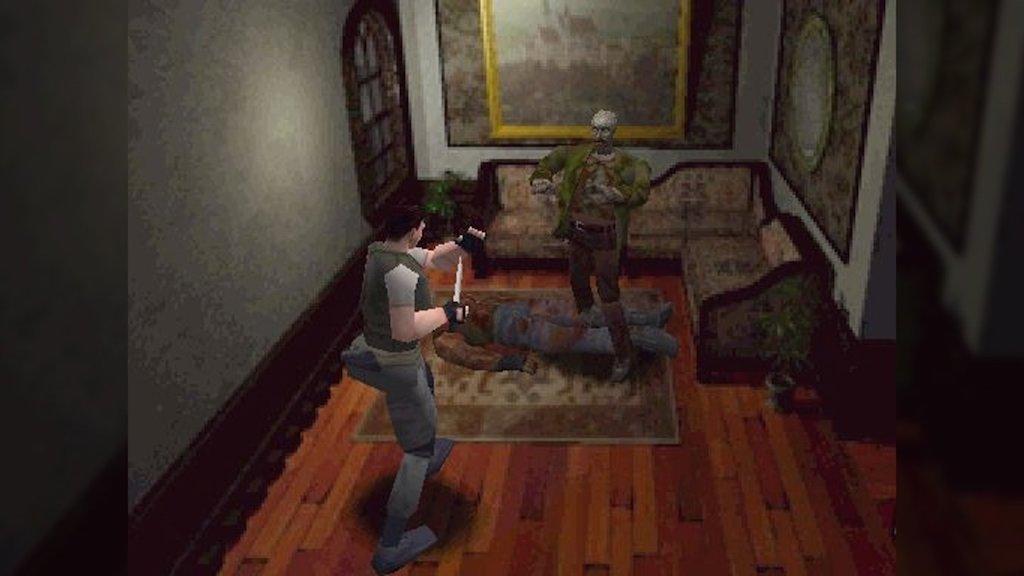 Resident Evil @Capcom