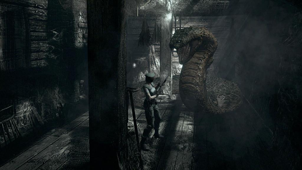 Resident Evil Remake @Capcom