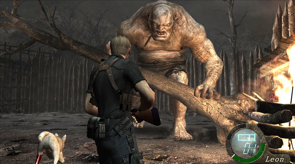Resident Evil 4 @Capcom