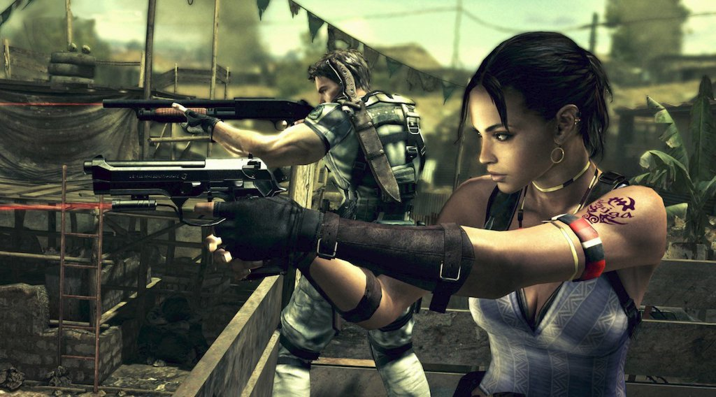 Resident Evil 5 @Capcom