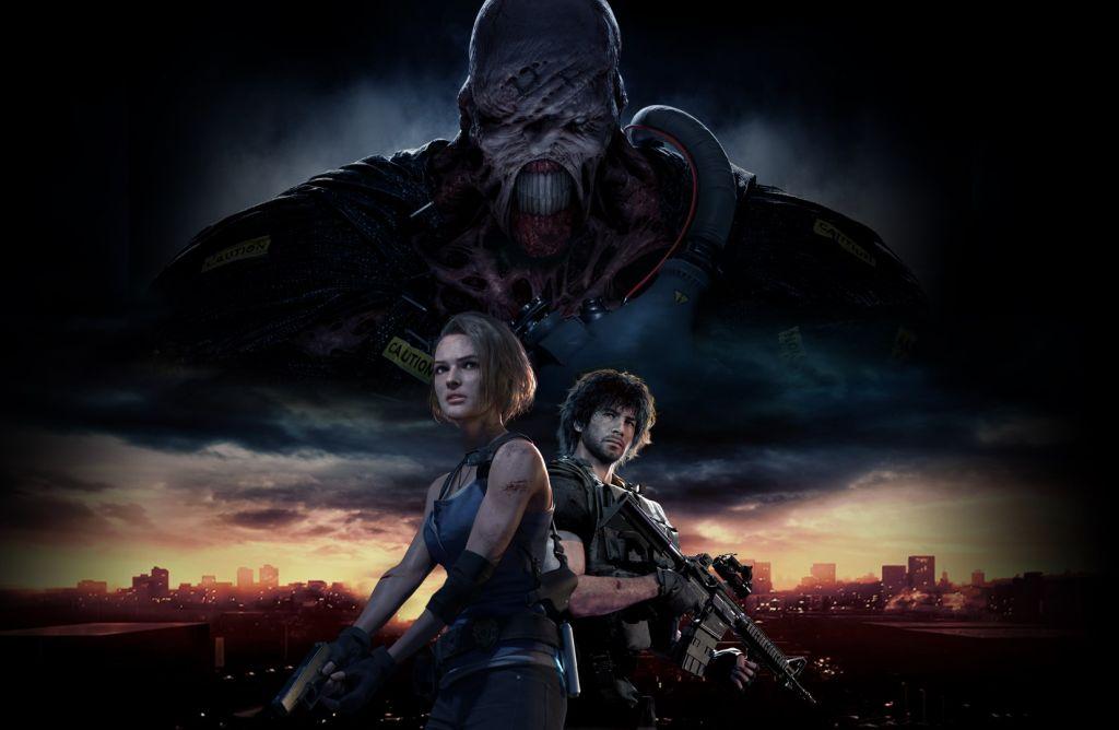 Resident Evil 3 @Capcom