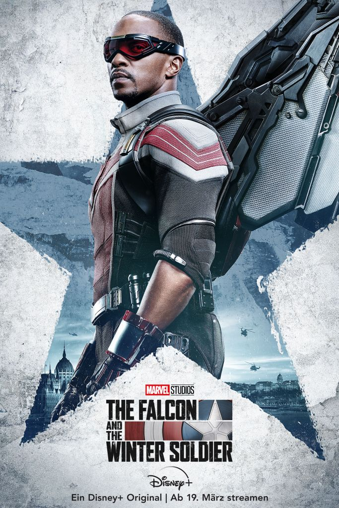 Falcon and the Winter Soldier @Disney