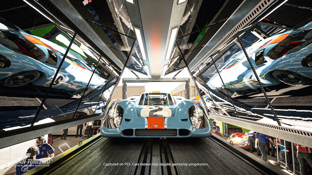 Gran Turismo 7/SIE