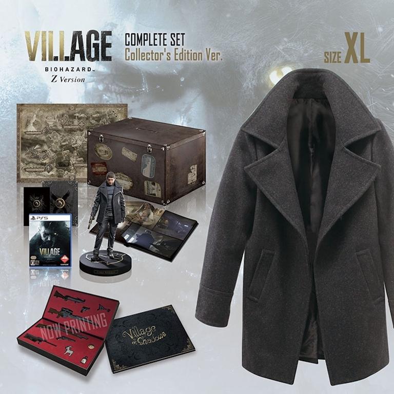 Resident Evil Village/Capcom