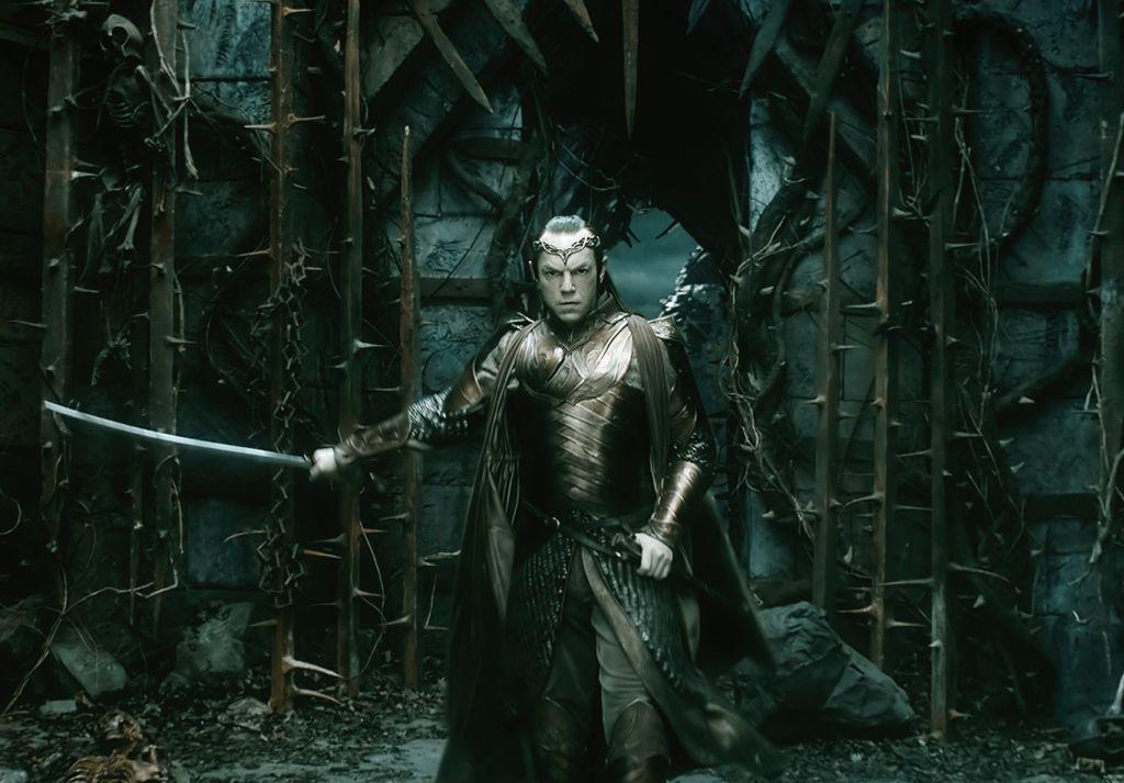 Herr der Ringe Elrond