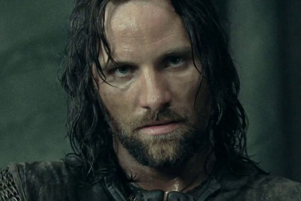 Herr der Ringe Aragorn