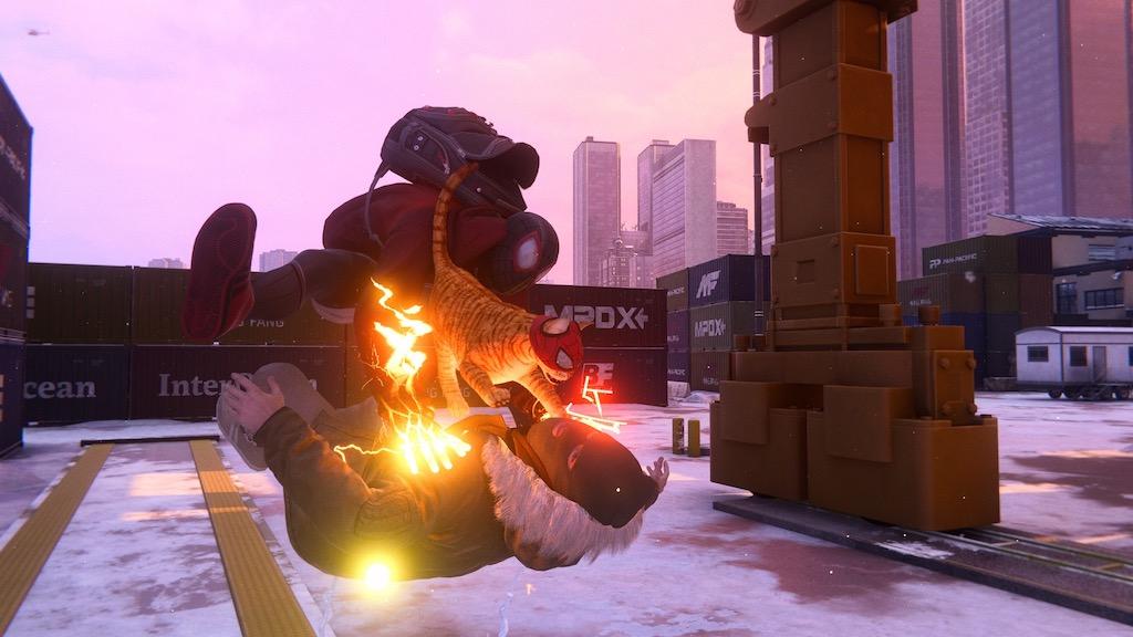 Spider-Man Miles Morales/SIE/Insmoniac Games