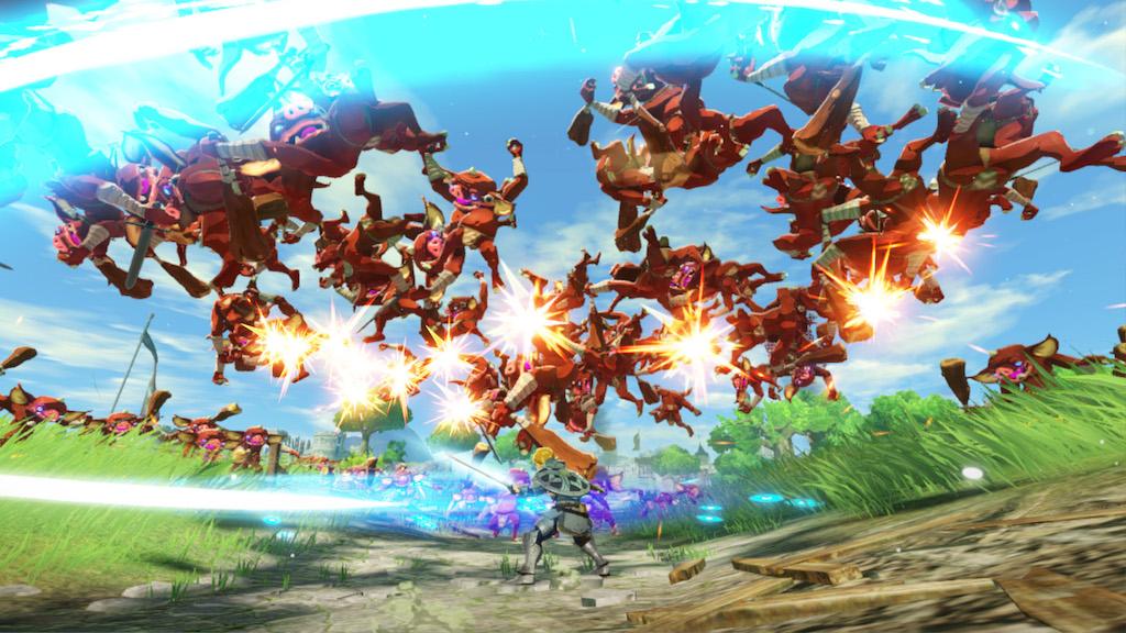 Hyrule Warriors/Nintendo/Koei Tecmo