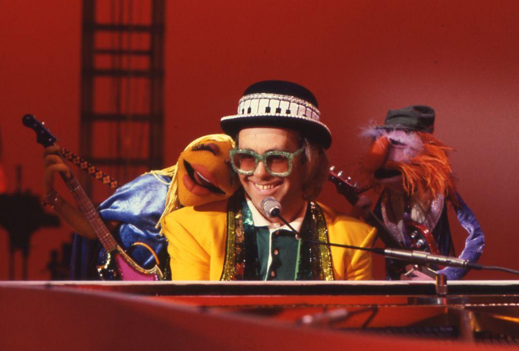 Muppet Show Elton John