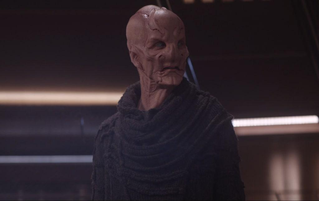Star Trek discovery Staffel 3 Saru